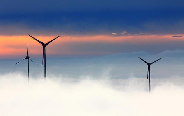 Windkraft als Gewinner